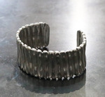 Recycled_stainless_steel_flex_tubing_bracelet