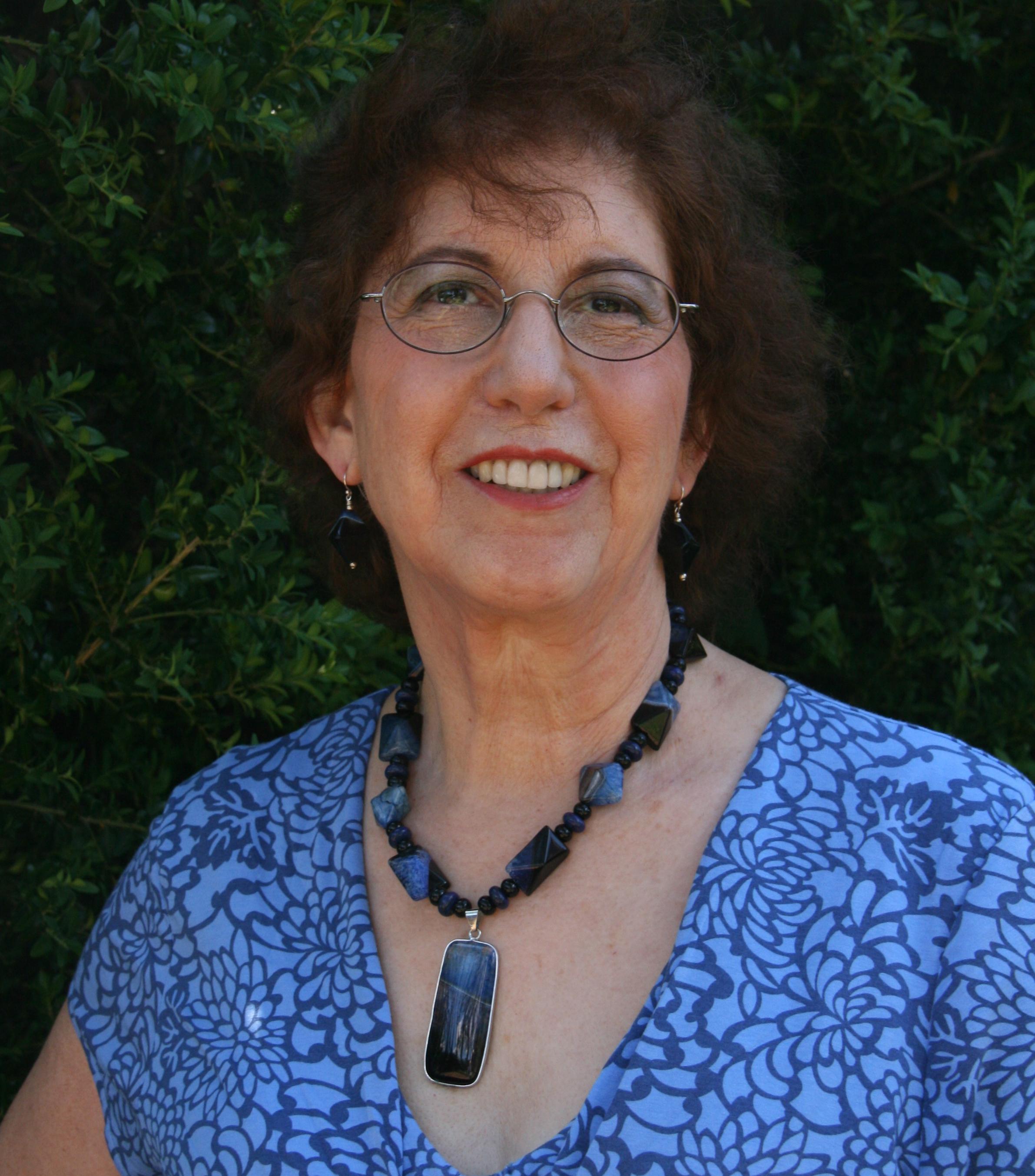 Carolyn Grafton in Fearless Harmony