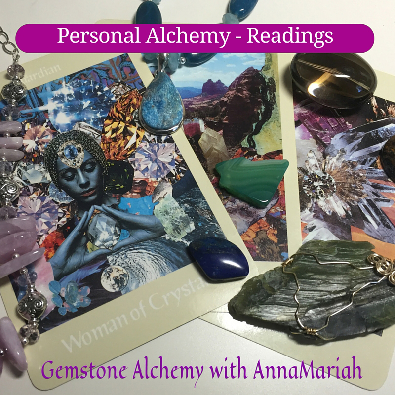 Intuitive Tarot Readings Consultations Personal alchemy