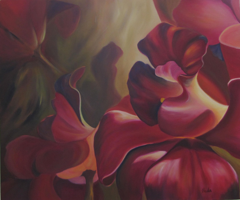 Oil on Canvas 20 x 24