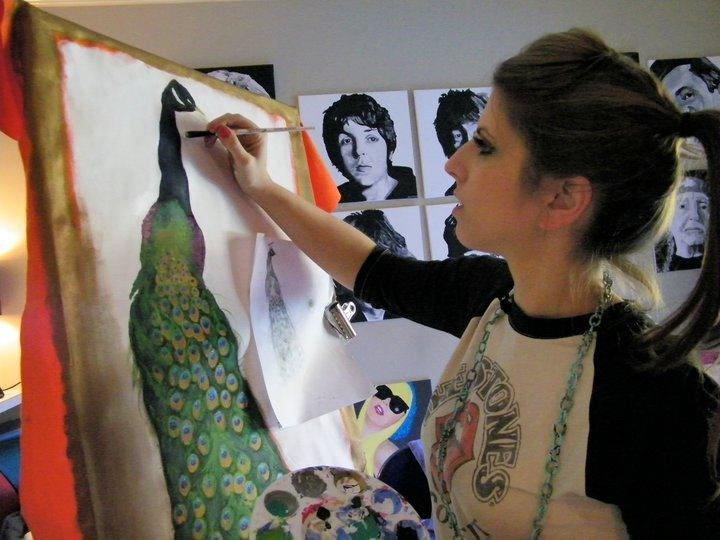 About San Antonio Portrait Artist, Claire Casseb