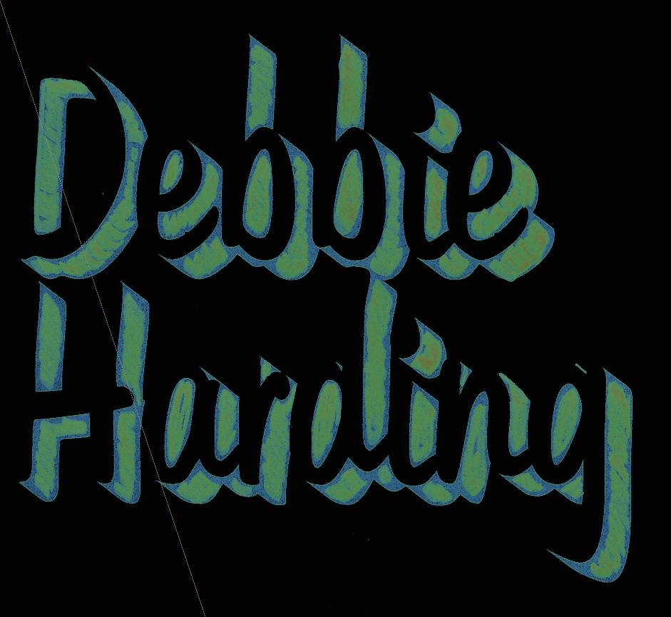 Debbie Harding Logo Name
