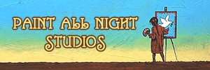 The Paint All Night Studios blog