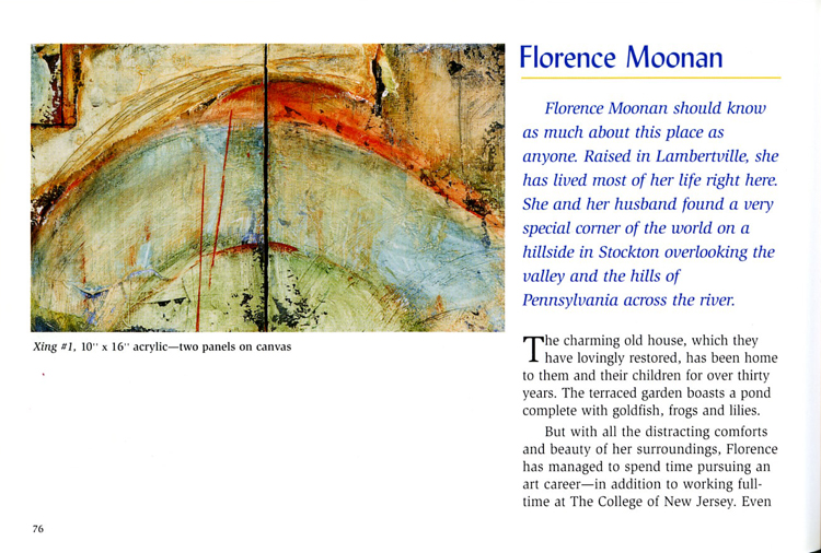 Florence Moonan featured in book