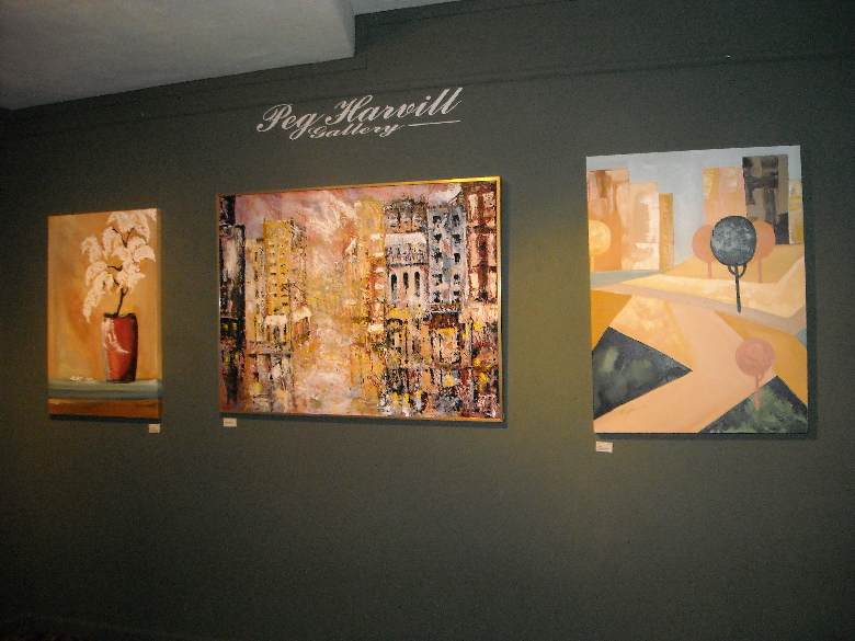 2008 Solo in the Roxy - Peg Harvill Gallery