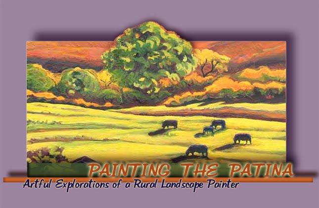 Painting the Patina - Gina Grundemann Blog