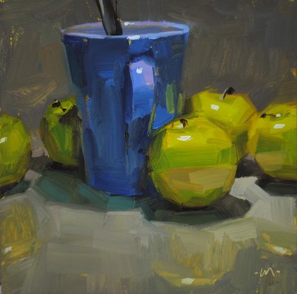 Carol Marine Painting a Day