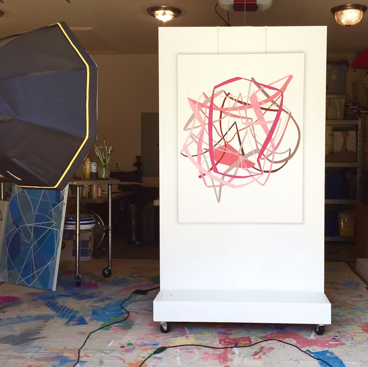 heidi-carlsen-rogers-love-knot-heidi-carlsen-rogers-studio-abstract-painting