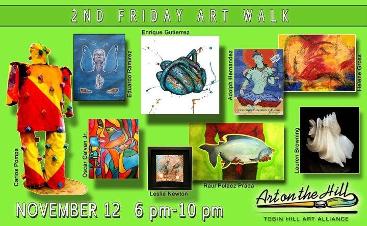 2nd Friday Art Walk