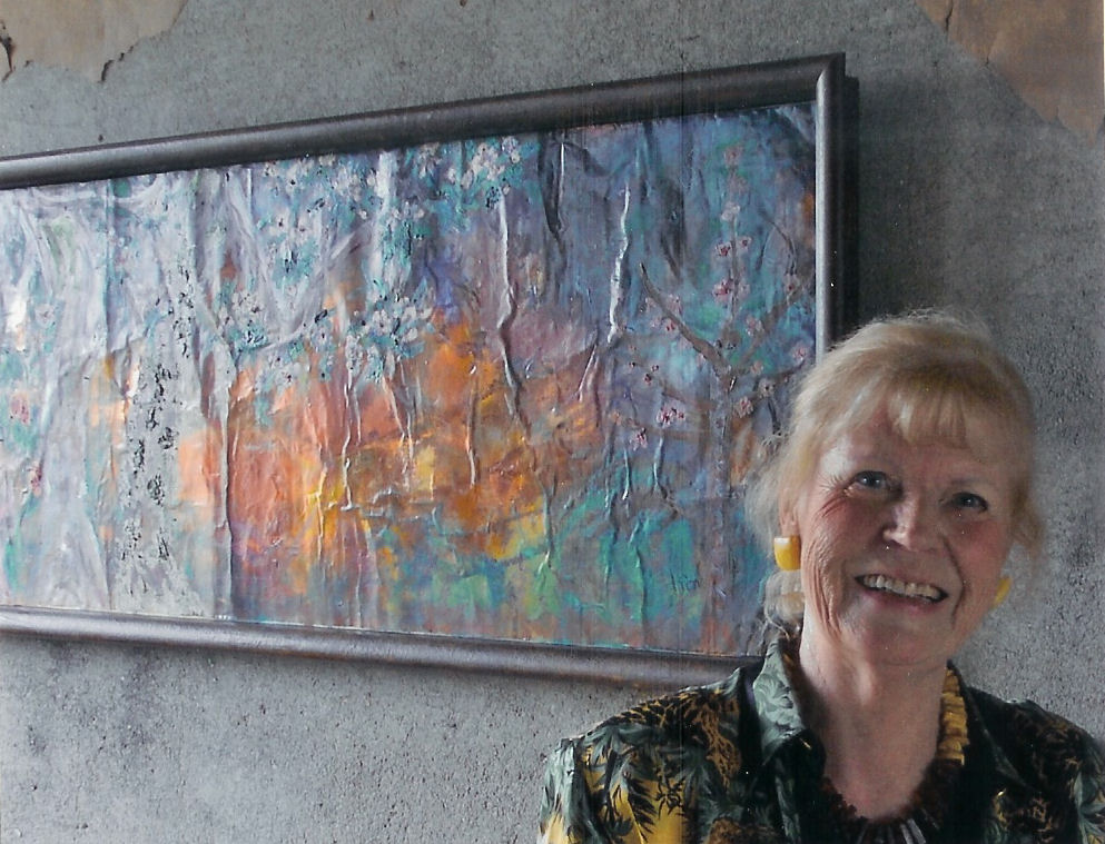 Irene Dahl, Artist