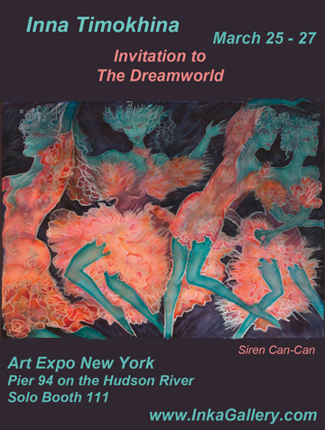 ArtExpo Invitation Web