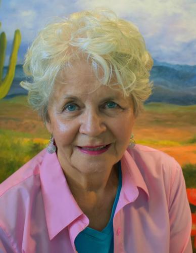 Artist Janet Weaver