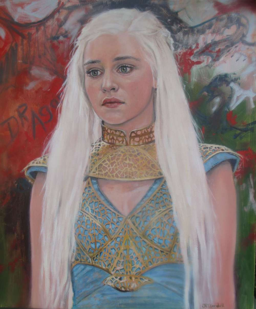 Julie Mardell / Mother of Dragons