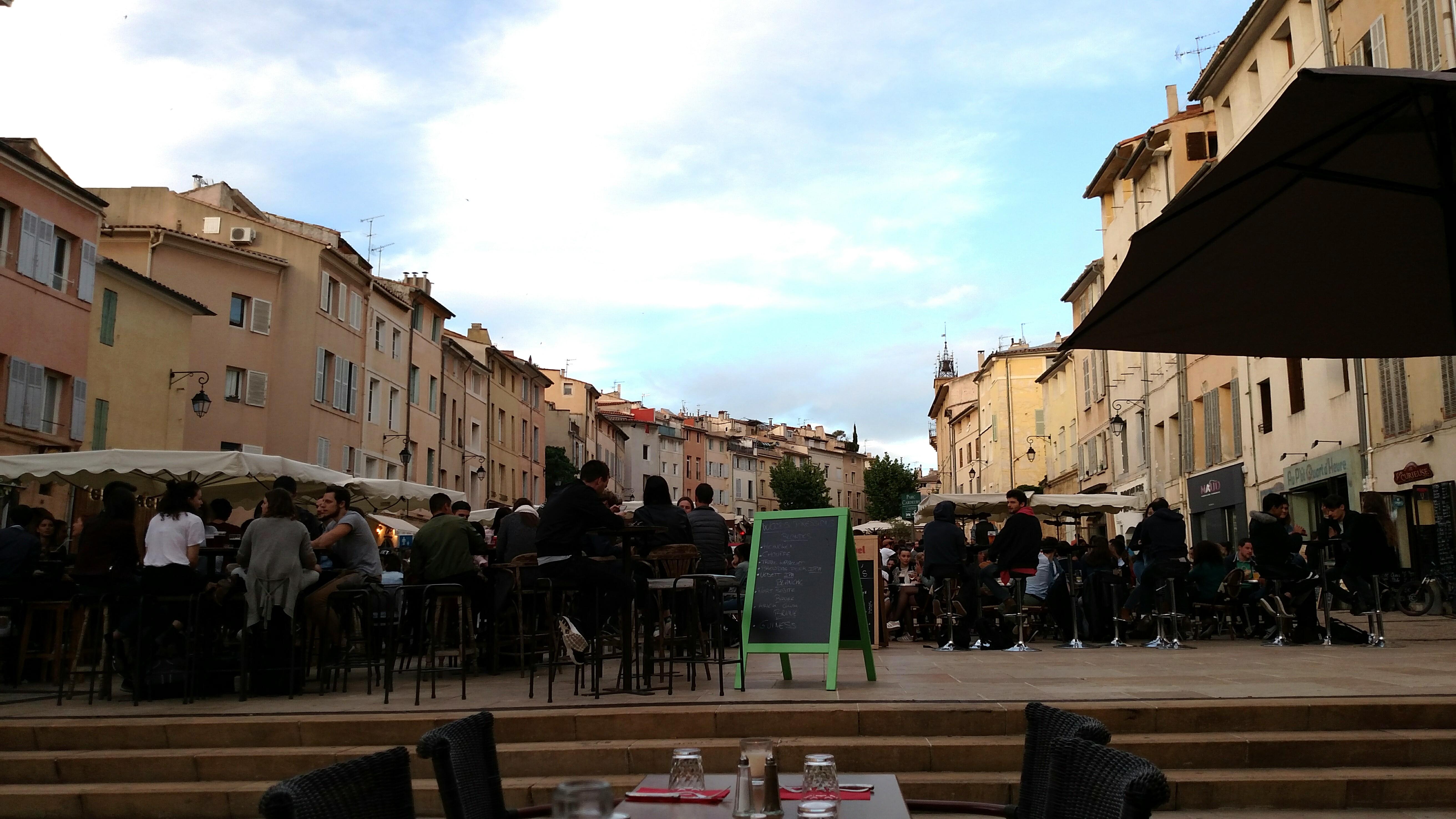 Aix-en-Provence, le Sm'ART 2017