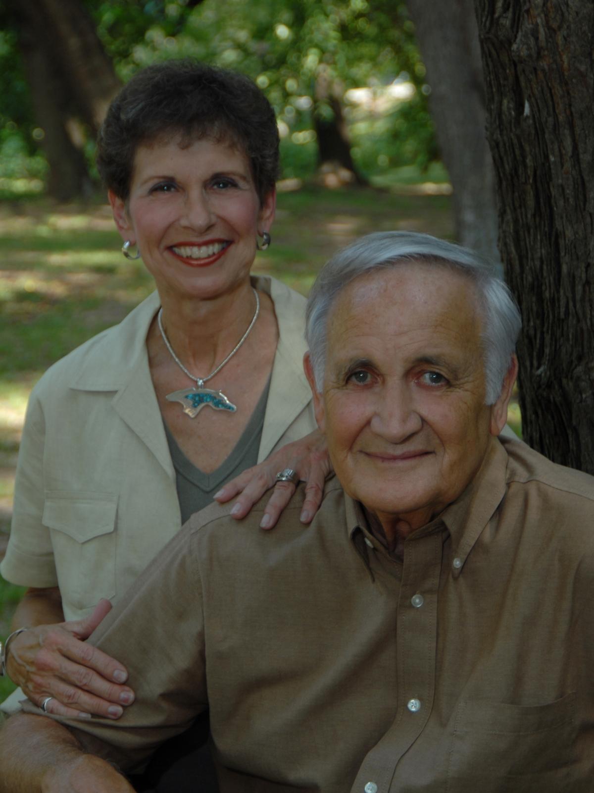 Warren and Judy