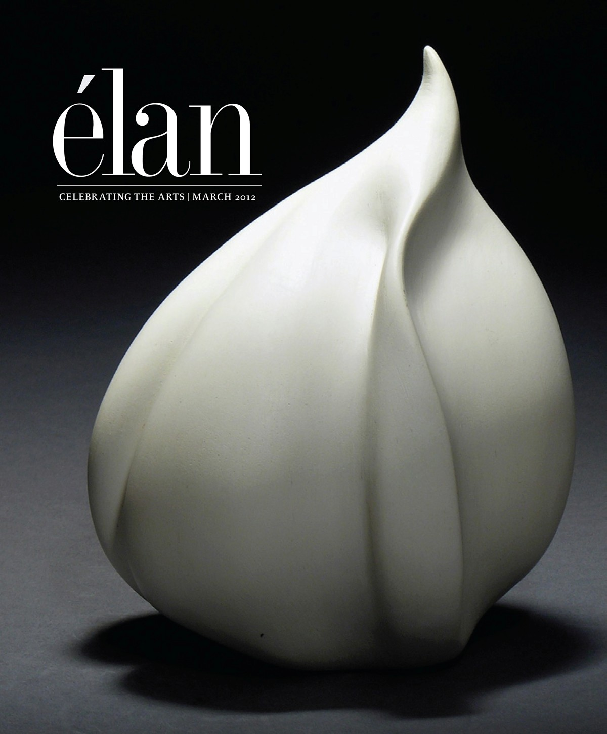 Cover Elan Magazine