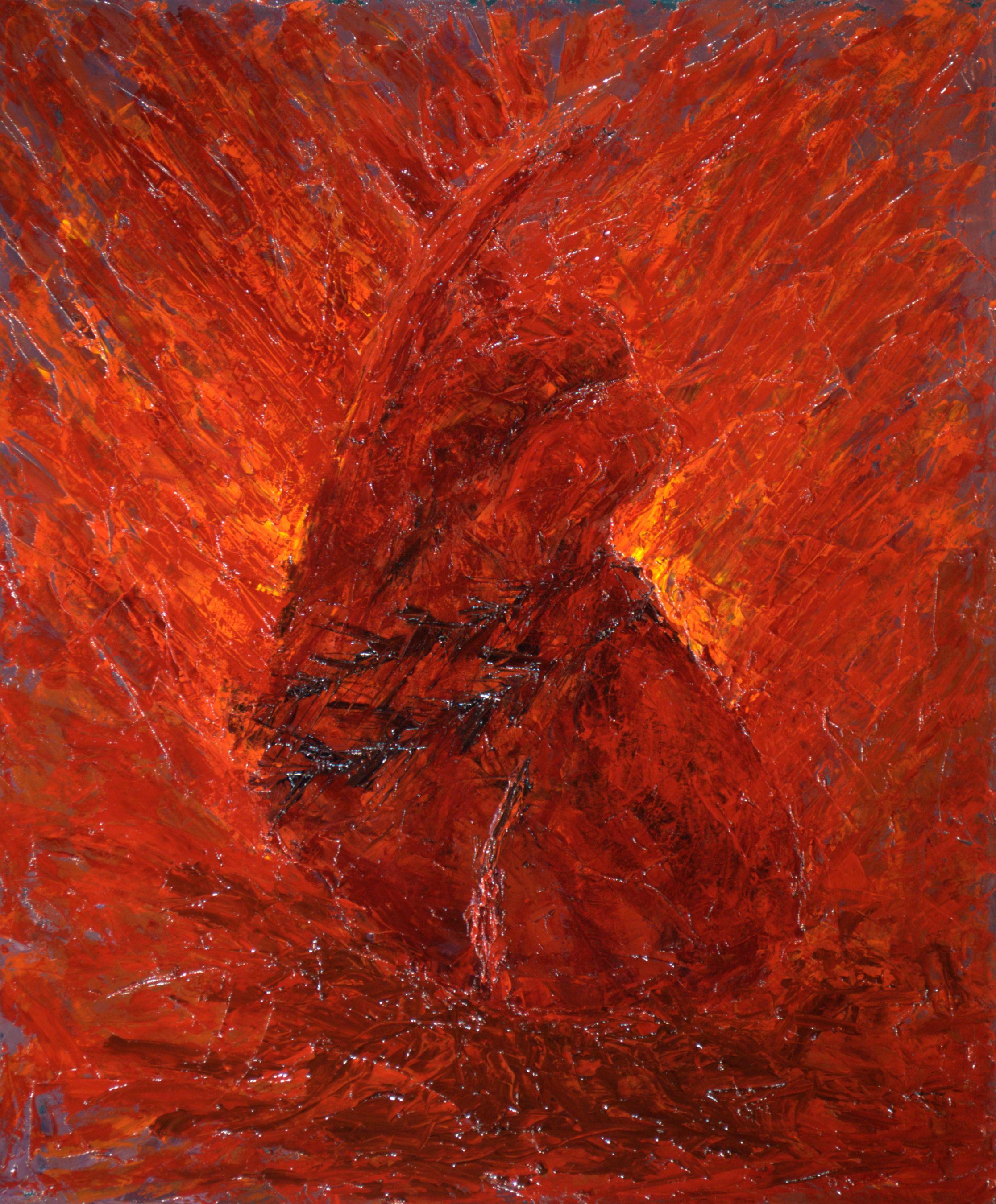 Sacred Heart wip