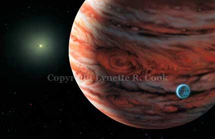 55 Cancri 2007