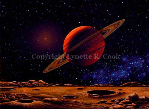 Lalande 21185 System