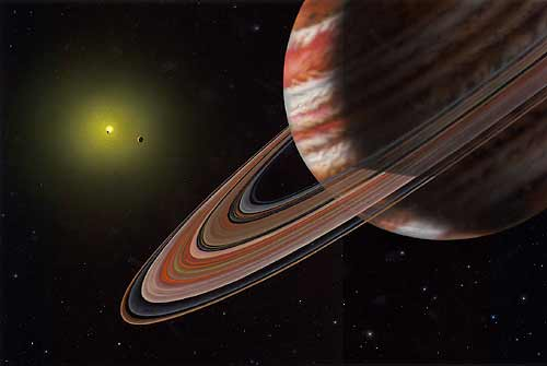Upsilon Andromedae System