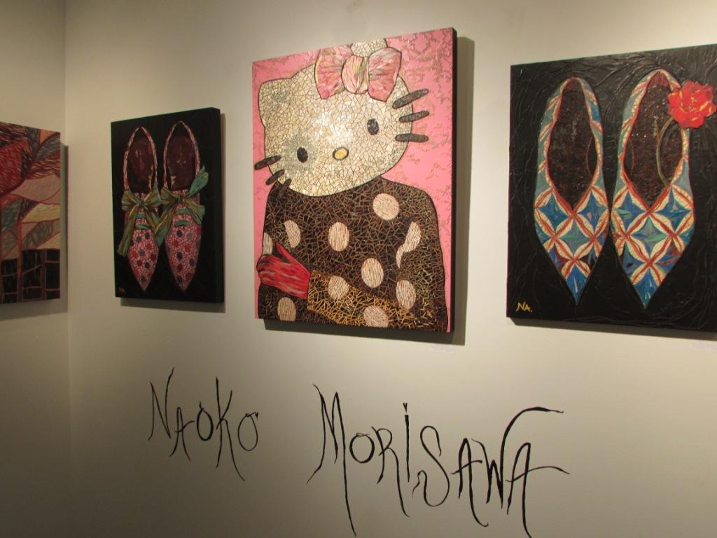 Contemporary art by naoko morisawa washinton usa naokos gallery