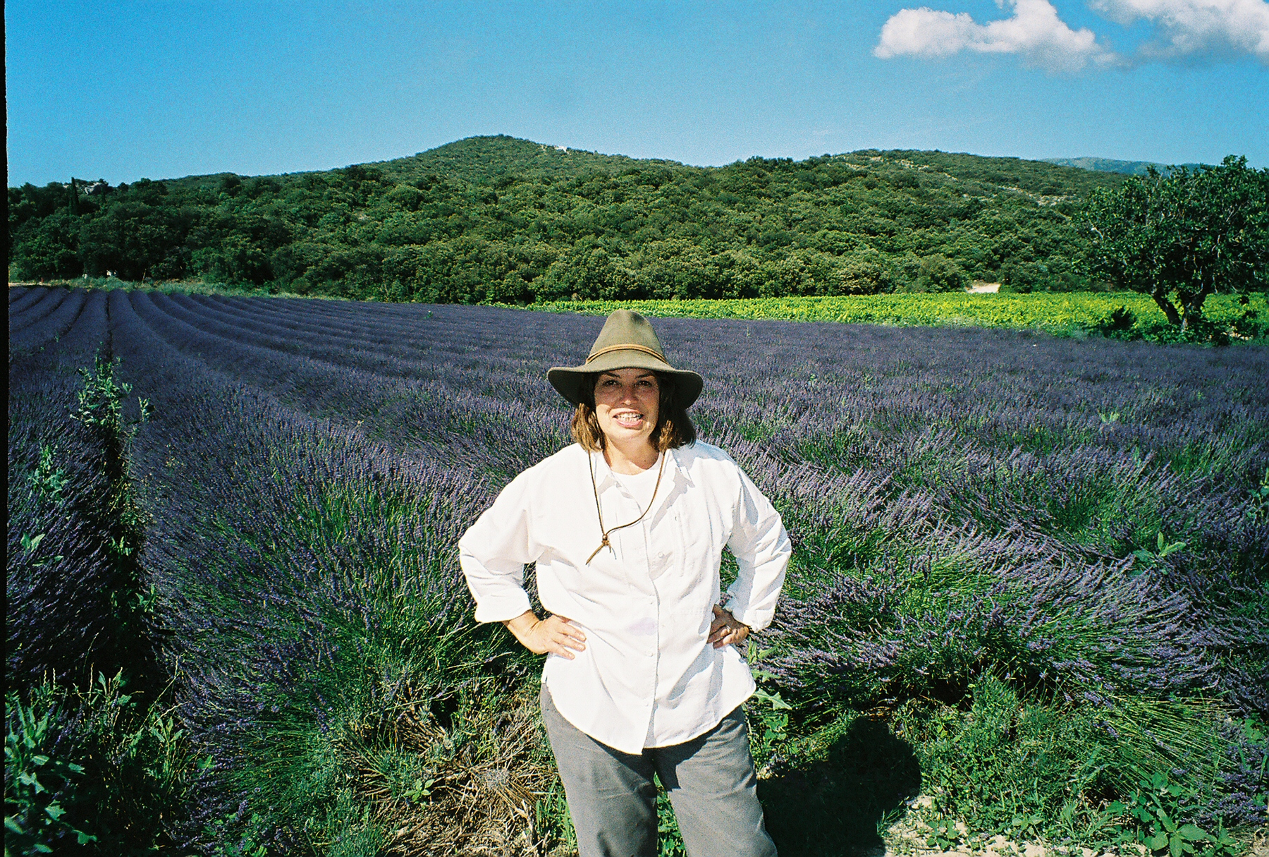 Nancy in Lavender Field Provence