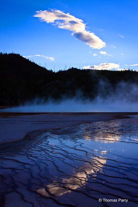 Middle Geyser Basin - Yellowstone