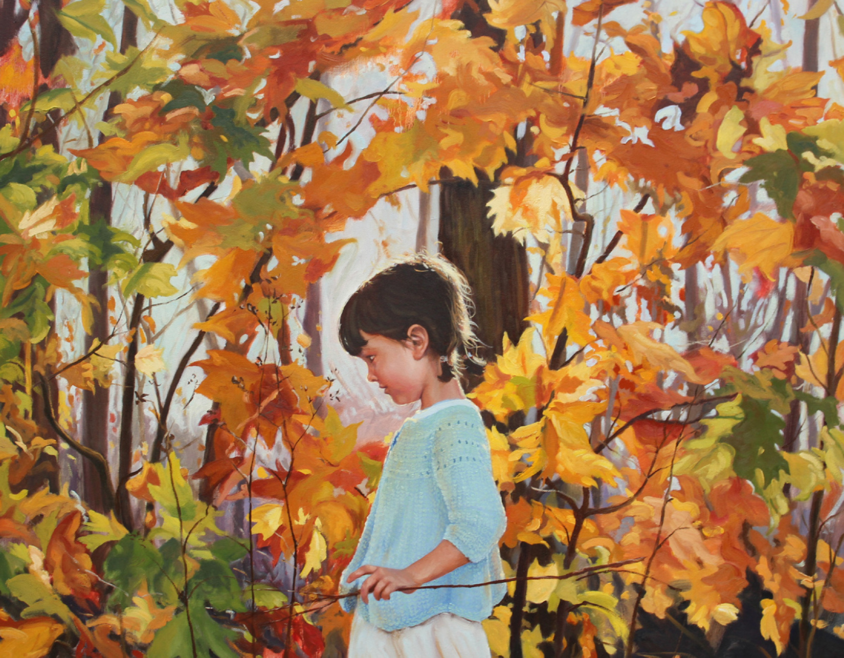 Autumn by Sarah Pogue