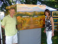 At Home in the Vineyard Commission