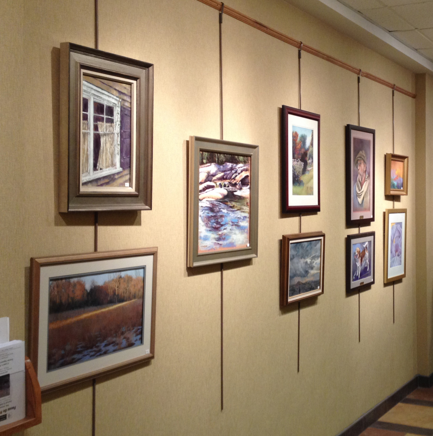 PSNJ 2014 Juried Exhibition at Cranes Mills