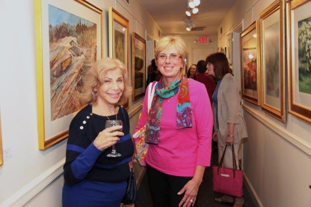 2015 PSNJ Members Exhibition - Reception