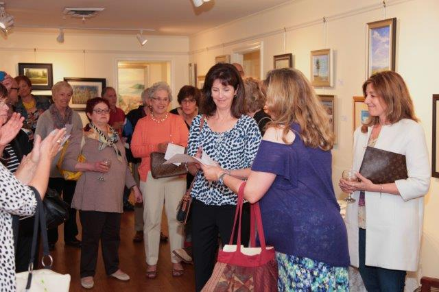 2015 PSNJ Members Exhibition - Award Ceremony