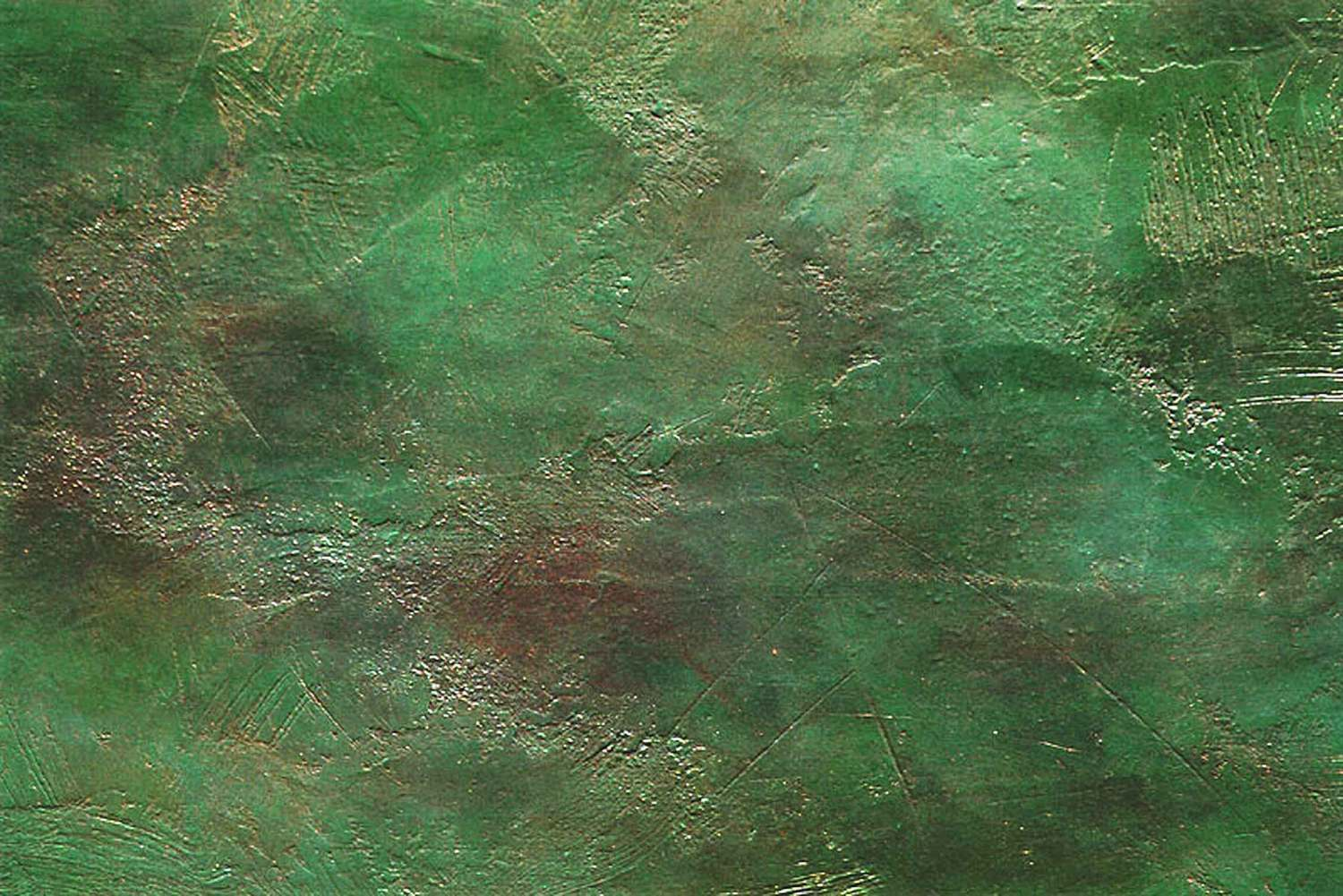 sand ocean - 145 x 196 cm - acrylic, plaster and sand on canvas - 1998
