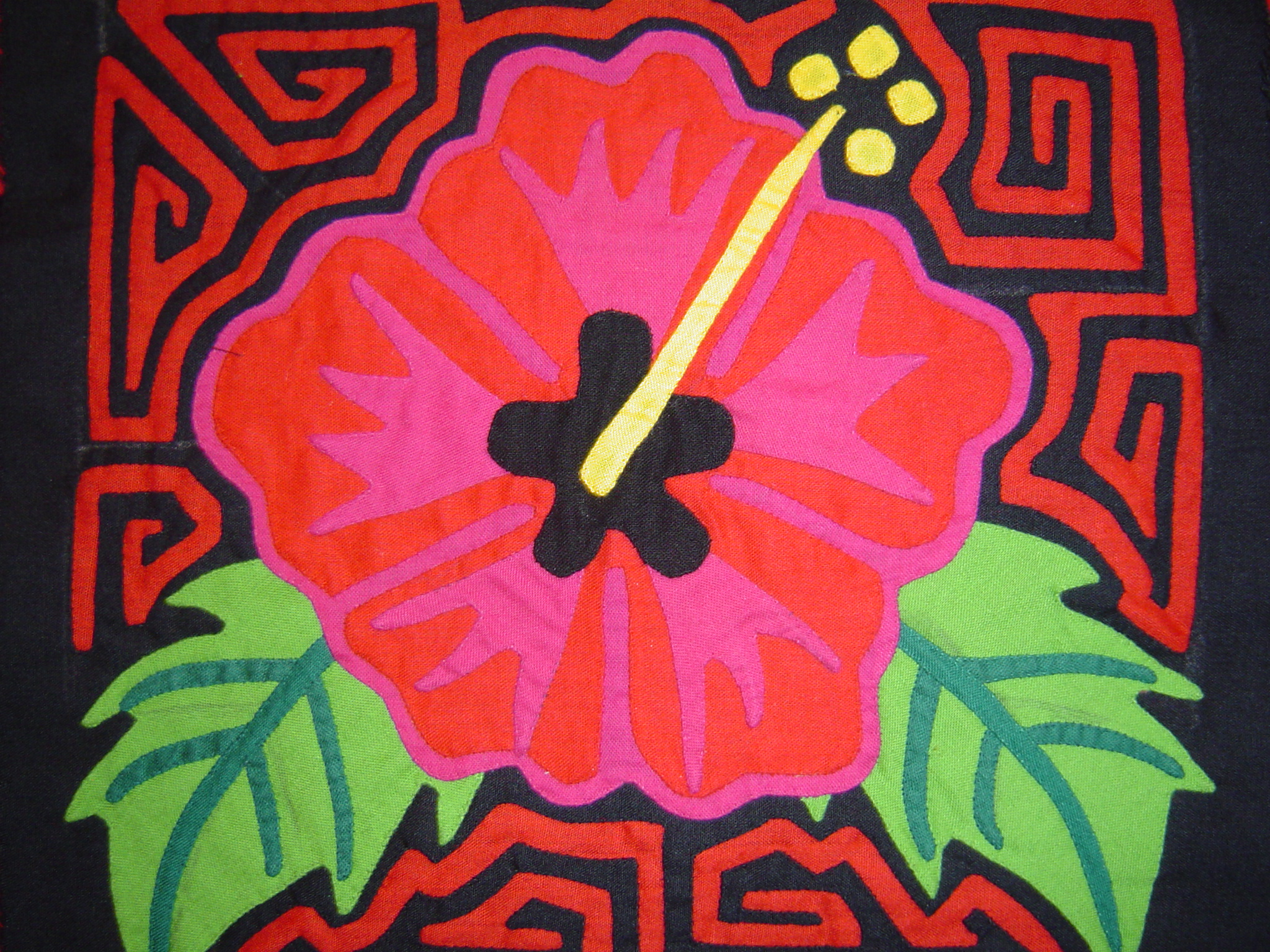 creative ideas to decorate picture frames - Rita Smith What to do with your MOLAS Kuna Mola Gifts