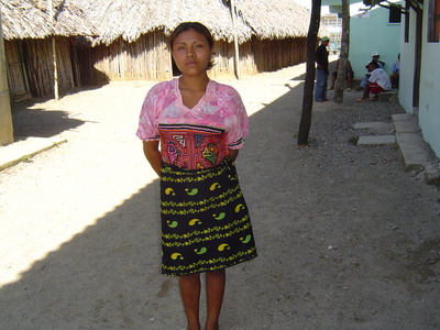 MOLAS THE MAGNIFICIENT ART OF THE KUNA INDIANS OF SAN BLAS