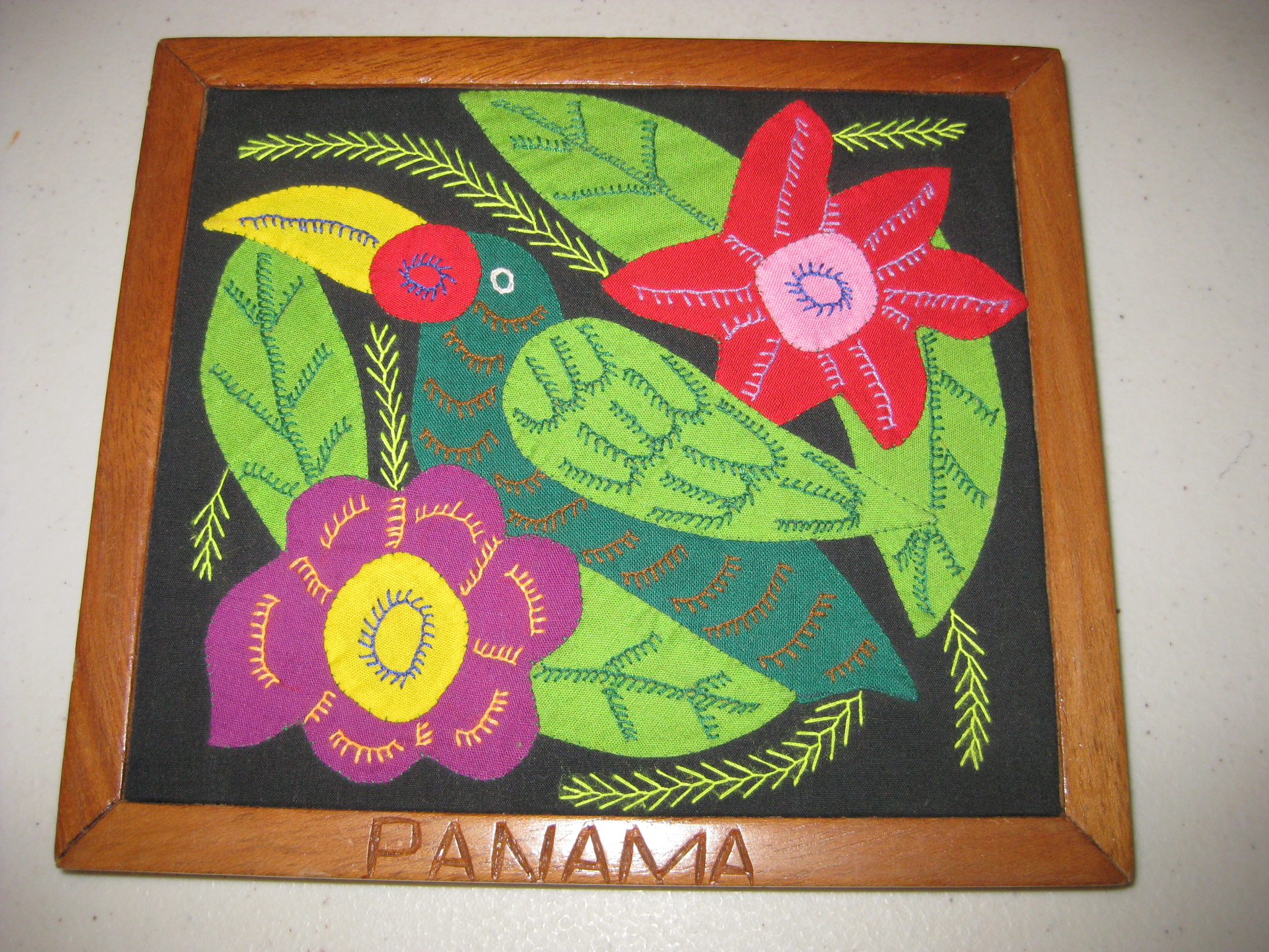 Rita smith 39 s kuna mola art artspan blog february 2011 for How much is my painting worth
