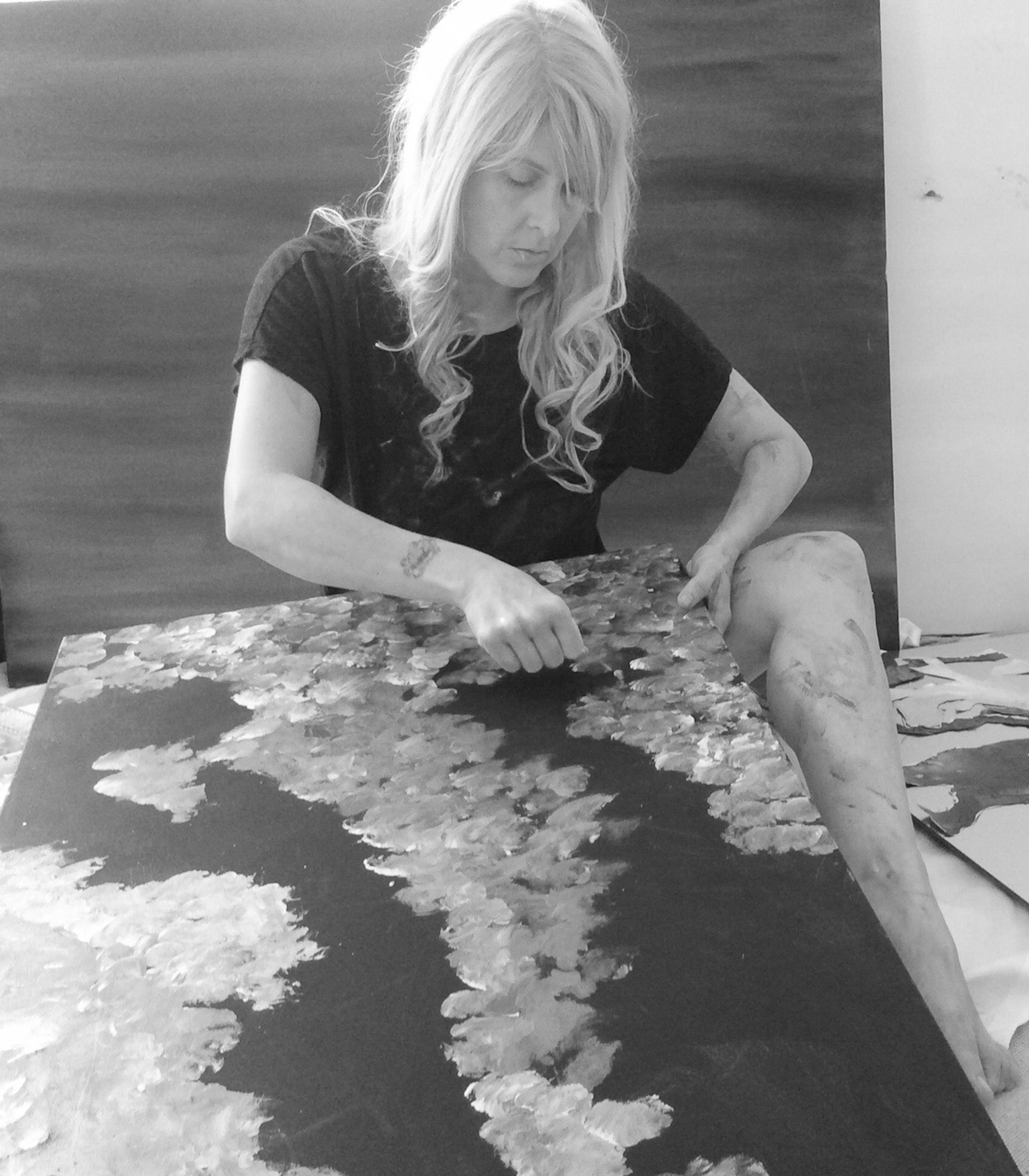 Shana painting