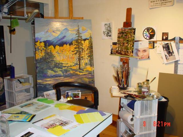 Silvia's Studio