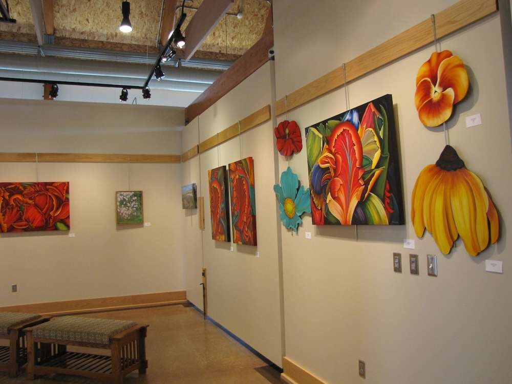 Art Exhibition at Lowe's Art and Environmental Center