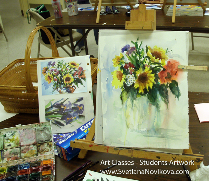 cedar park art classes