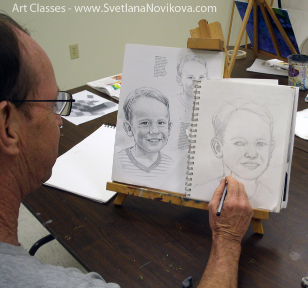 drawing painting classes austin texas