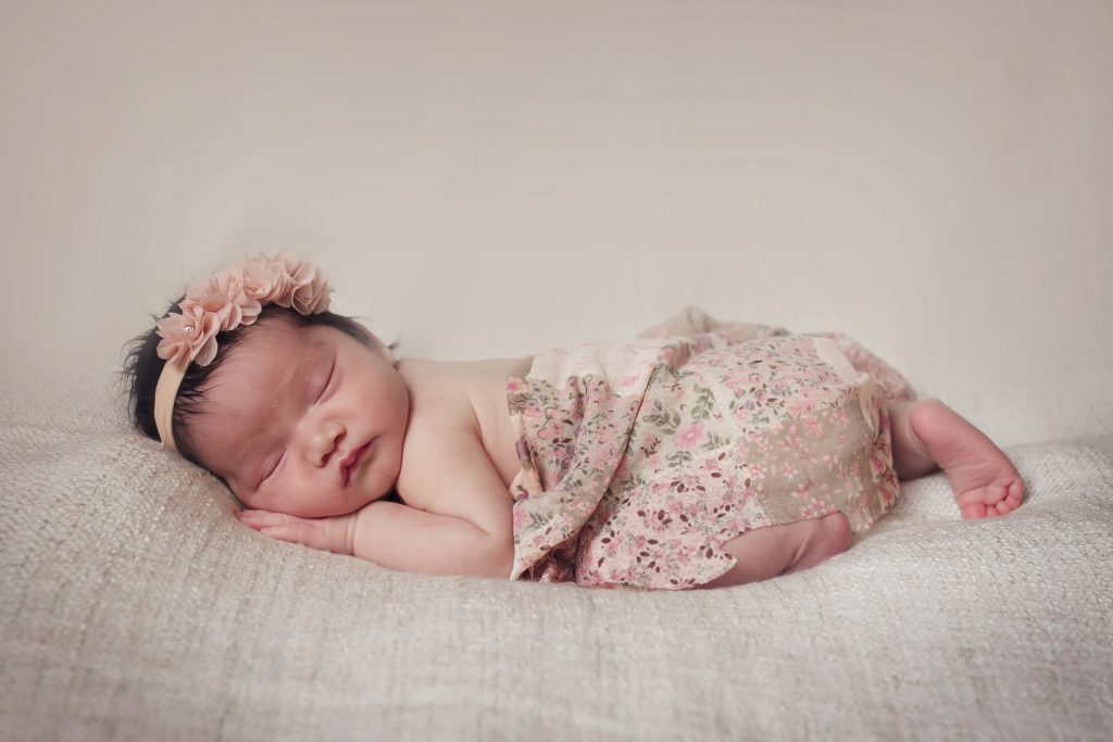 Newborn photo by Kate Marie Warch Photography