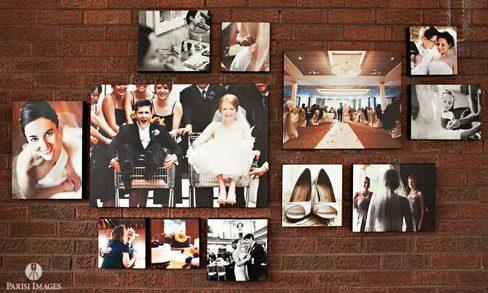 Gallery Wall Wedding
