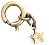 Image of Lenny and Eva Star Charm Mini View 1