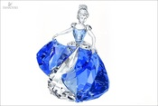 Image of Swarovski Cinderella, Limited Edition 2015 View 1