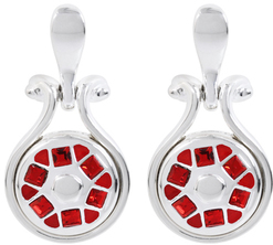 Image of Kameleon Knock Out Earrings View 1