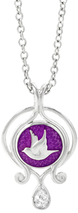 Image of Kameleon Lady Slipper Pendant View 1