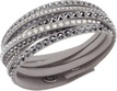 Image of Swarovski 5021033 Slake Gray Bracelet View 1