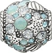 Image of Chamilia Buried Treasure Blue Swarovski Bead View 2