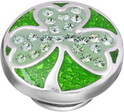 Image of Kameleon Emerald Shamrock Sparkle JewelPop View 1